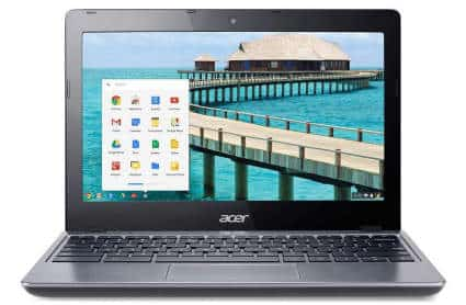 Acer Chromebook C720-3404 11.6-inch