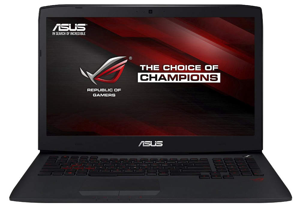 ASUS ROG G751JT-DH72 17.3-Inch