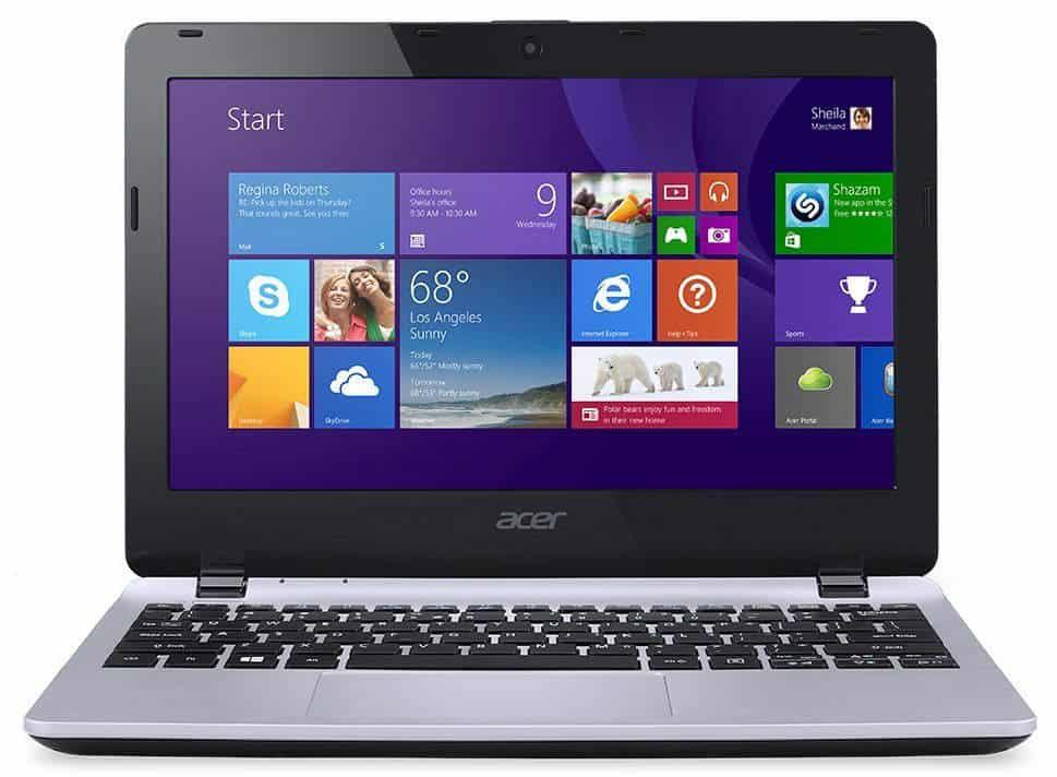 Acer Aspire E3-111-P8DW 11.6-inch