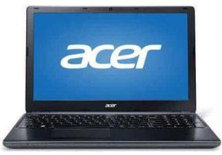 Acer Black Aspire E1-532-2616 15.6-inch