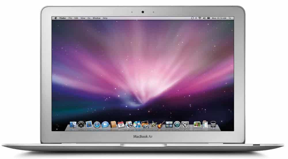 Apple MacBook Air MD711LL-B