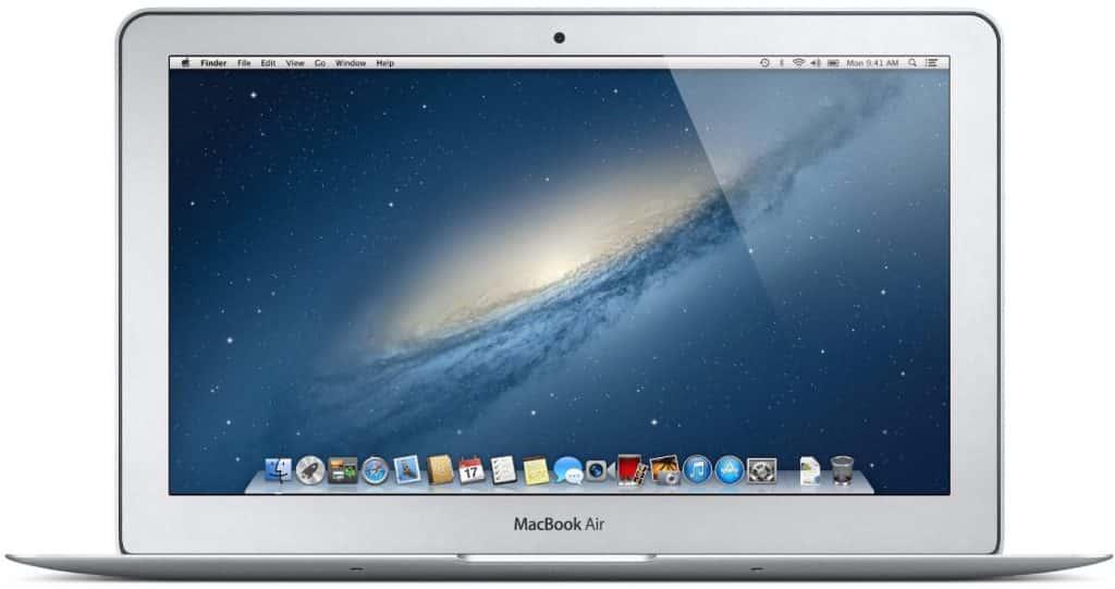Apple MacBook Air 11-inch 2013
