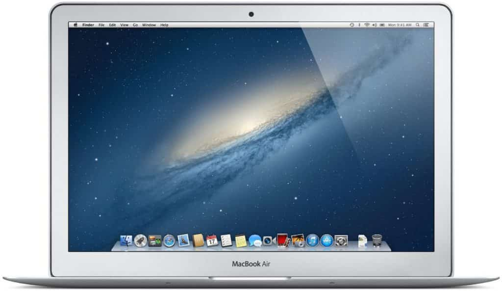 Apple MacBook Air 13-inch 2013
