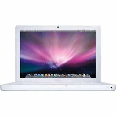 Apple MacBook 13-inch 2008