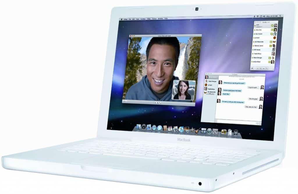 Apple MacBook 13-inch 2009