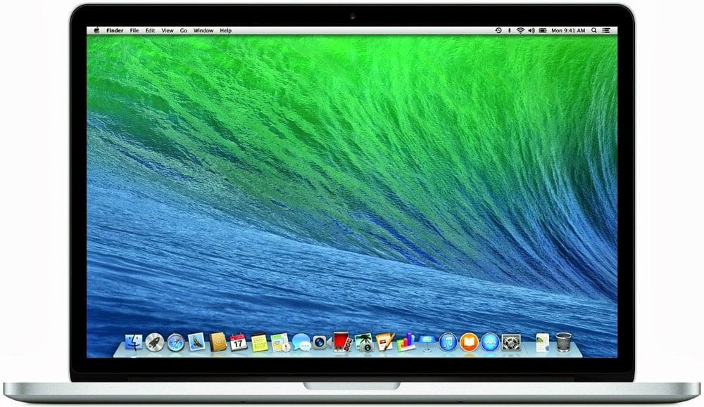Apple MacBook Pro 15-inch 2013 (Nvidia GT 750M)