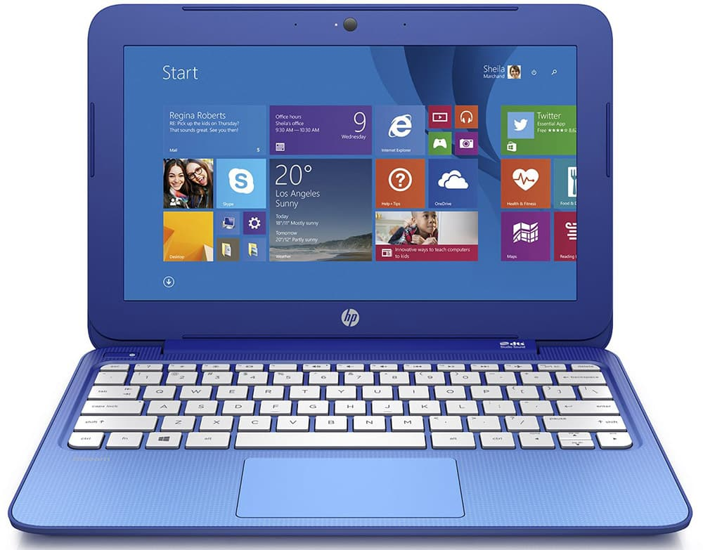 HP Stream 11 Signature Edition 11.6-Inch