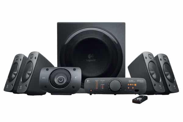 Logitech-Surround-Sound-Speaker-System-Z906