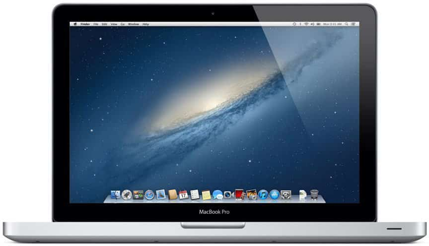 Apple MacBook Pro 13-inch 2012 (Core i5)