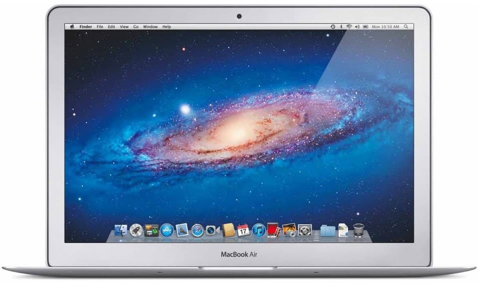 Apple MacBook Air 13-inch 2012