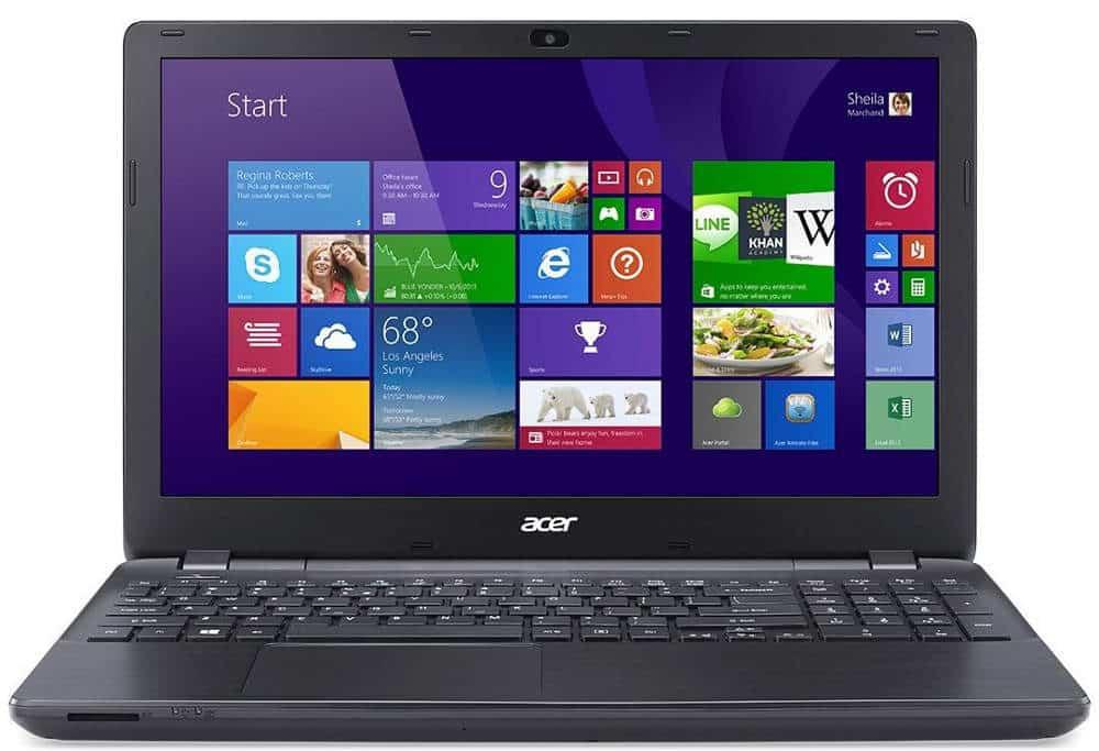 Acer aspire e5 551 t5sv
