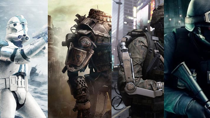 The Best FPS Games 2015