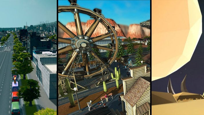 best simulation games 2015