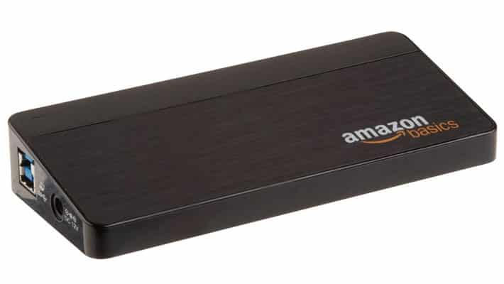 AmazonBasics-7-Port-USB-3.0-Hub-with-12V3A-power-adapter