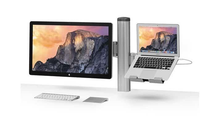 Bretford-MobilePro-Desk-Mount-Combo