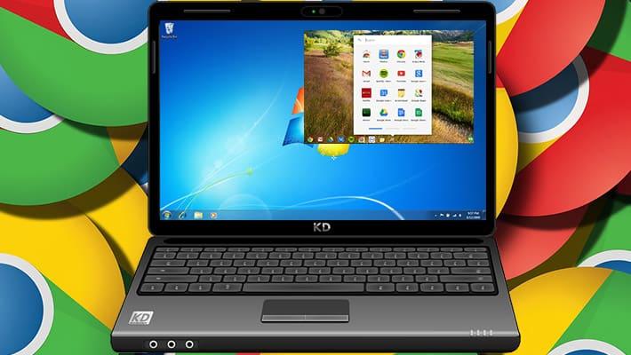 How to Install Chromium OS in VirtualBox - LaptopNinja