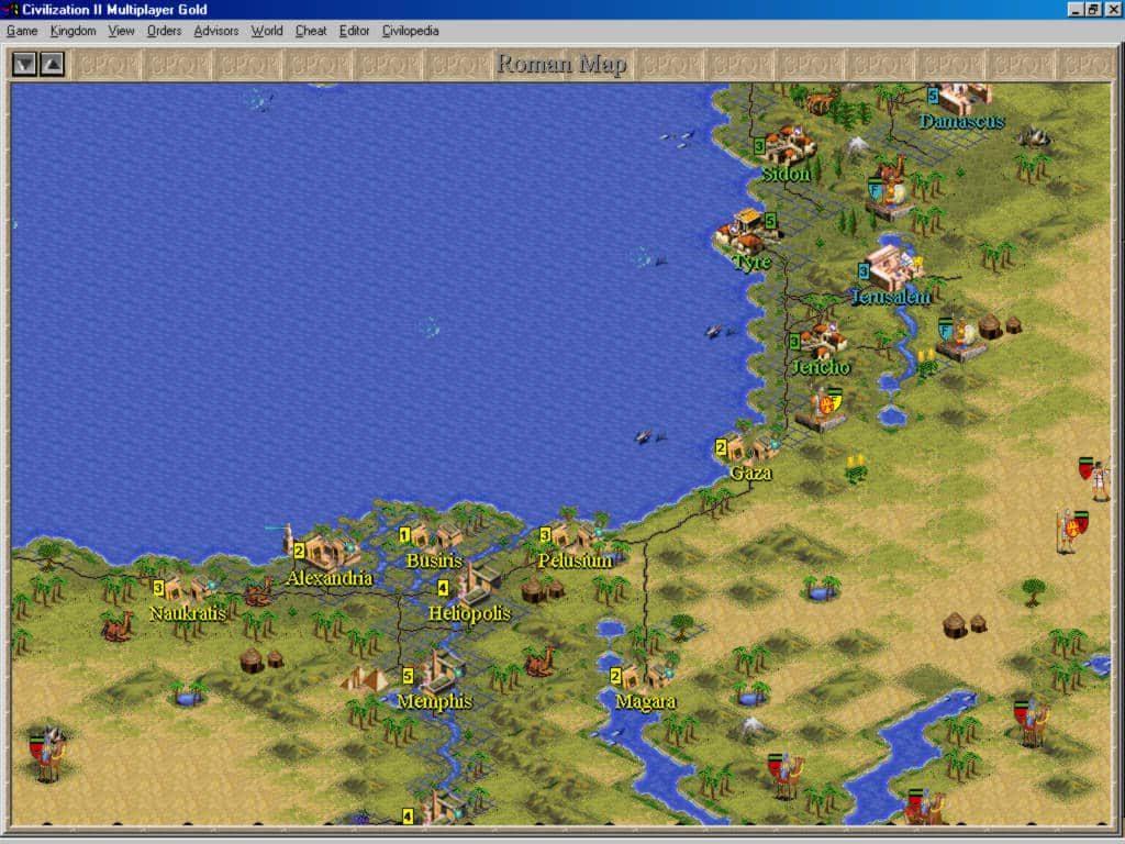 medi_Egypt Civilization Classic PC Games