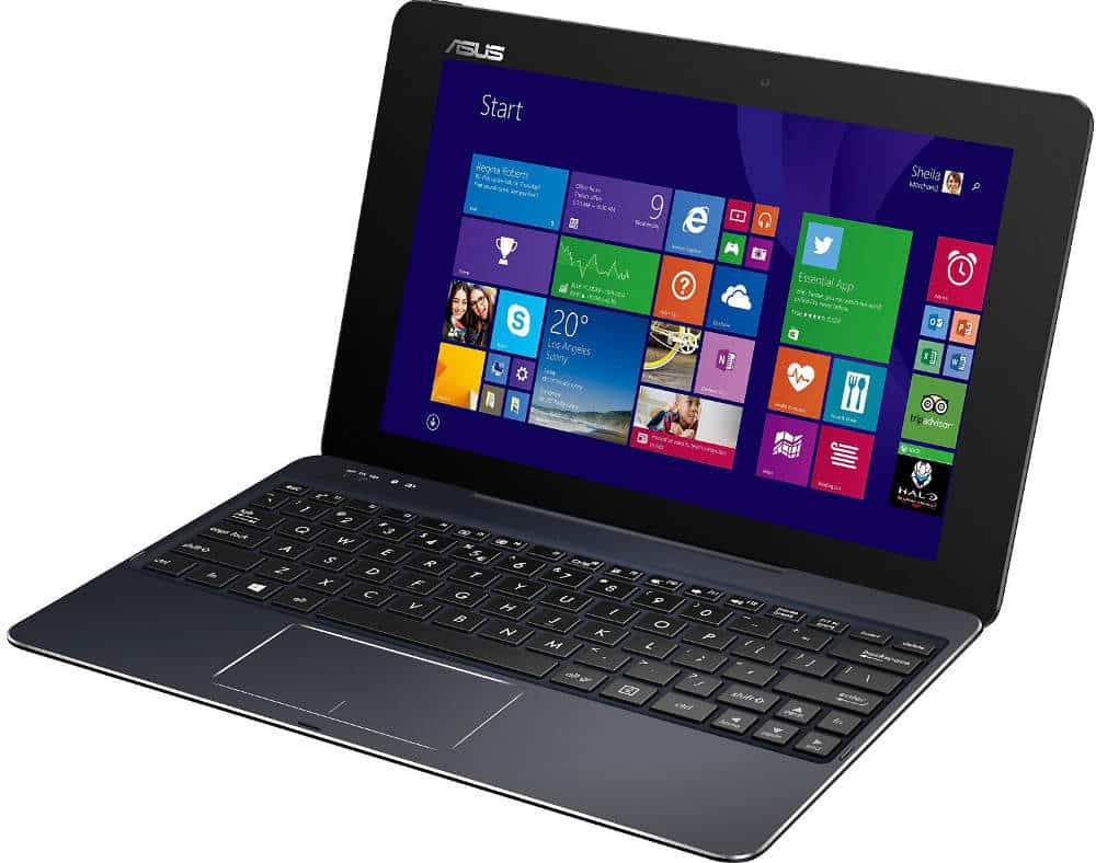 ASUS Transformer Book Chi T100CHI-C1-BK 10.1-inch