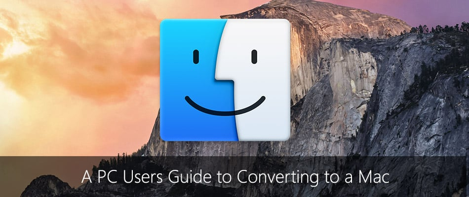 A PC Users Guide to Converting to a Mac