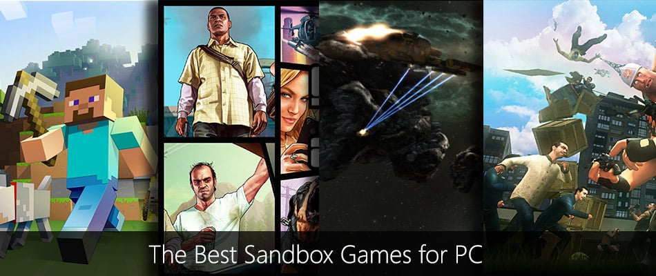 The Best Sandbox Games for PC