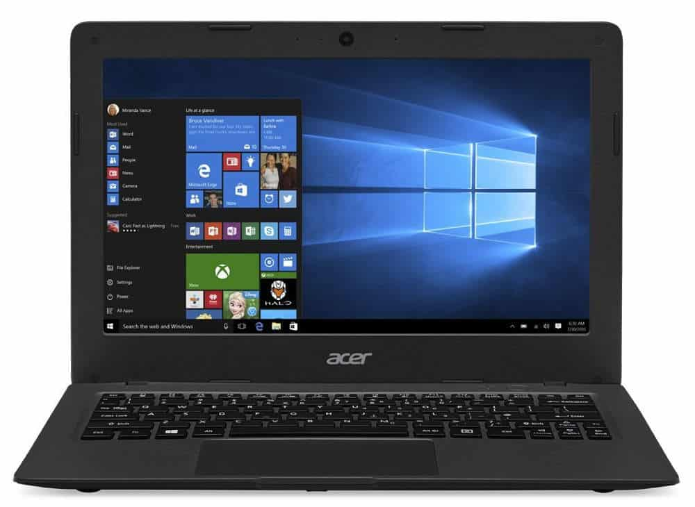 Acer Aspire One Cloudbook 11 AO1-131-C9PM