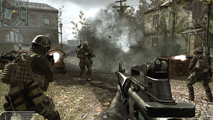 first-person-shooter-game