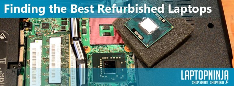 The 10 Best Used Laptops & Refurbished Laptops