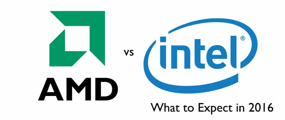 amd new cpu amd vs intel what to expect in 2016 laptopninja