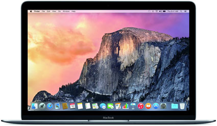 Apple MacBook MJY42LLA 12-Inch