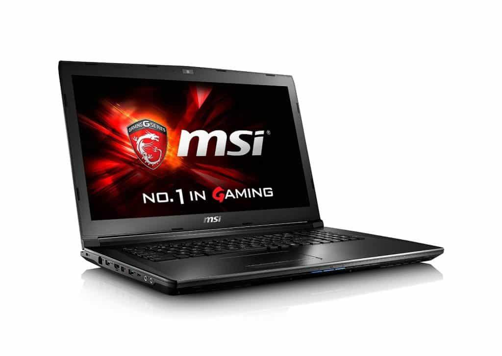 MSI GL62 6QF-405 17.3-inch