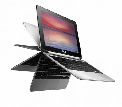 ASUS Chromebook Flip C100PA-DB02 10.1-inch Chromebook touchscreen