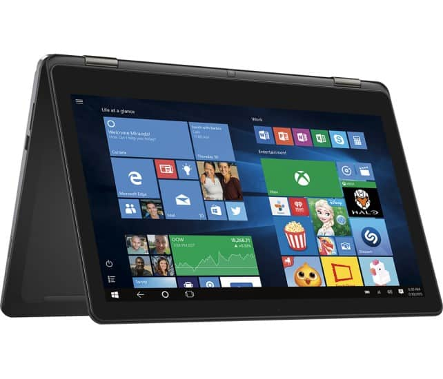 Dell Inspiron (17568-5248T) 2 in 1 15.6 inch Touchscreen