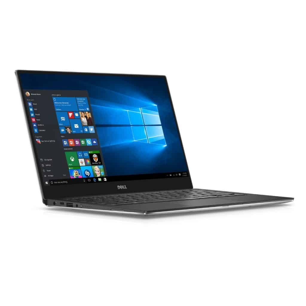 Dell XPS 9350-1340SLV 13.3-inch