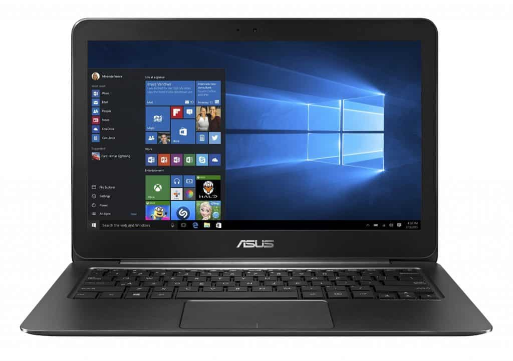 ASUS ZenBook UX305CA-EHM1 13.3-Inch laptop