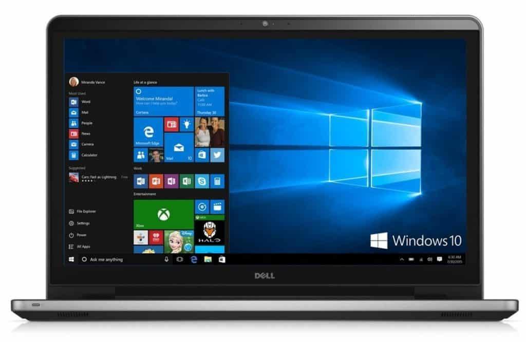 Dell Inspiron i5555-2843SLV 15.6-inch