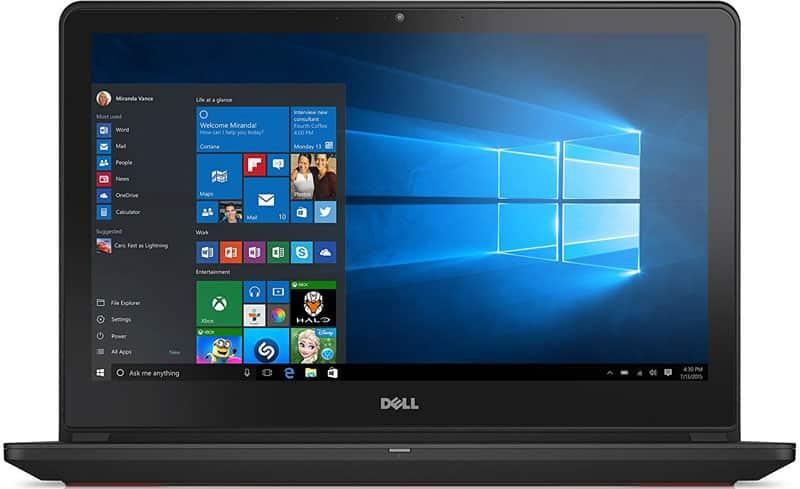 Dell Inspiron i7559-2512BLK 15.6-inch