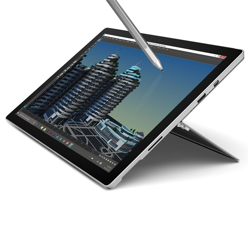 Microsoft Surface Pro 4 SU3-00001 12.3-inch laptop