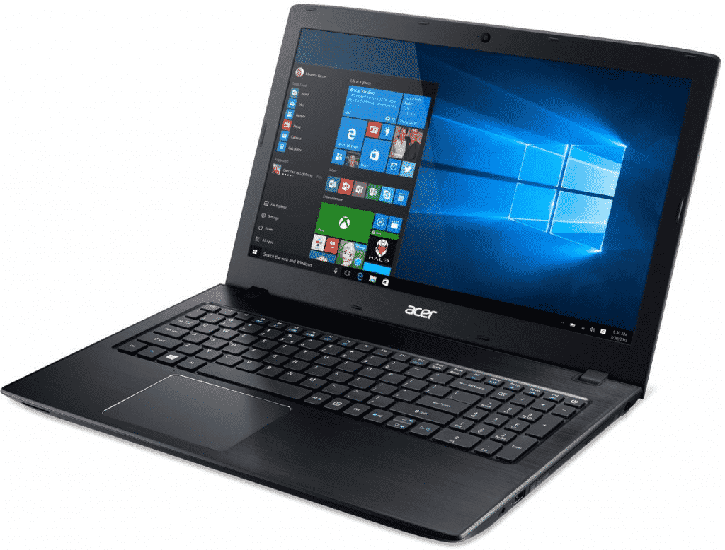 Acer Aspire E 15 E5-575G-53VG 15.6-inch laptop