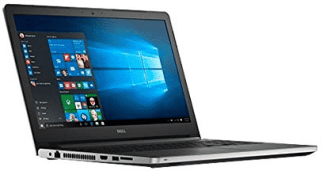 Dell Inspiron i5555-2866SLV 15.6-inch laptop