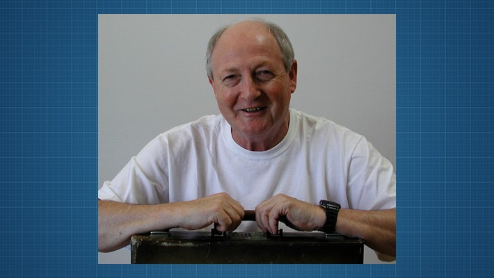 Early Laptop Pioneer, John Ellenby, Dead at 73