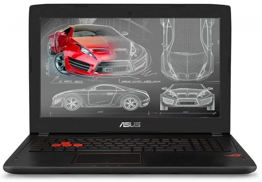 ASUS ROG GL502VS-DB71 15.6-inch