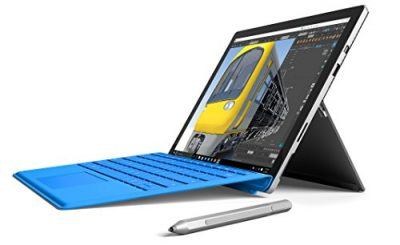 Microsoft Surface Pro 4 CR5-00001 12.3-inch