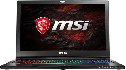 MSI GS63VR STEALTH PRO-229 15.6-inch