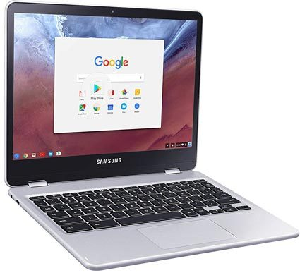 Samsung Chromebook Plus XE513C24-K01US 12.3-inch
