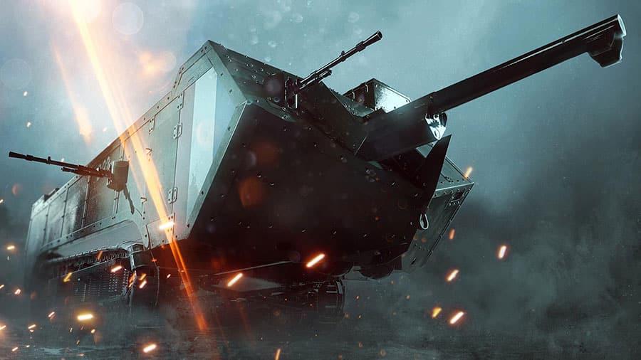 Battlefield-1-Assault-tank