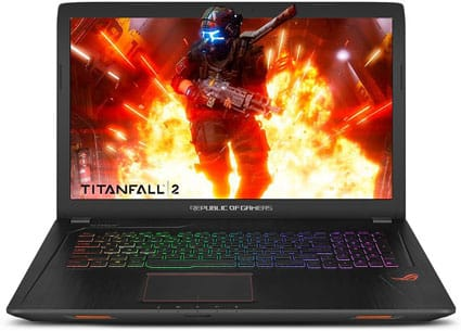 ASUS ROG GL753VE-DS74 17.3-inch