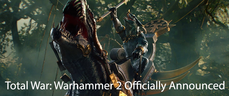 Total War: Warhammer 2 Officially Announced