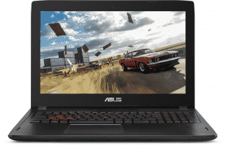 ASUS FX502VM-AS73 15.6-inch laptop