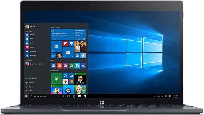 Dell XPS 12 9250 12.5-inch
