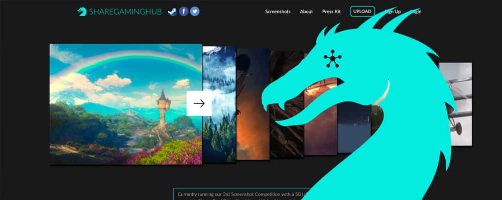 ShareGamingHub Gives Gaming Photographs a Place to Shine